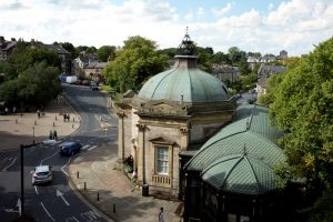 Harrogate pump rooms